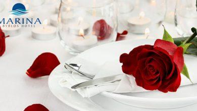 صورة مقهى كابتن تابل يقدم بوفيه عشاء رومانسي خلال عيد الحب 2020