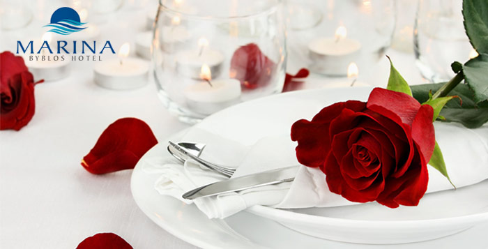 مقهى كابتن تابل يقدم بوفيه عشاء رومانسي خلال عيد الحب 2020