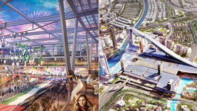 Photo of أحدث المولات أو مراكز التسوق في دبي خلال 2019/2020