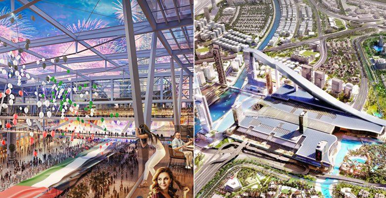 أحدث المولات أو مراكز التسوق في دبي خلال 2019/2020