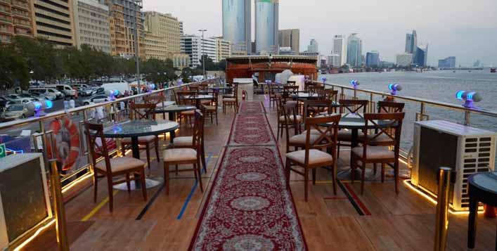 إحتفلوا بعيد الحب 2020 في رحلة بحرية رائعة على قارب الداو بخور دبي
