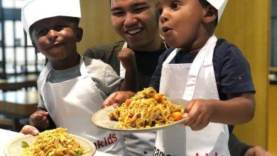 صورة مطاعمواجاماما تقدم حصص طهو مخصصة للأطفال في الإمارات