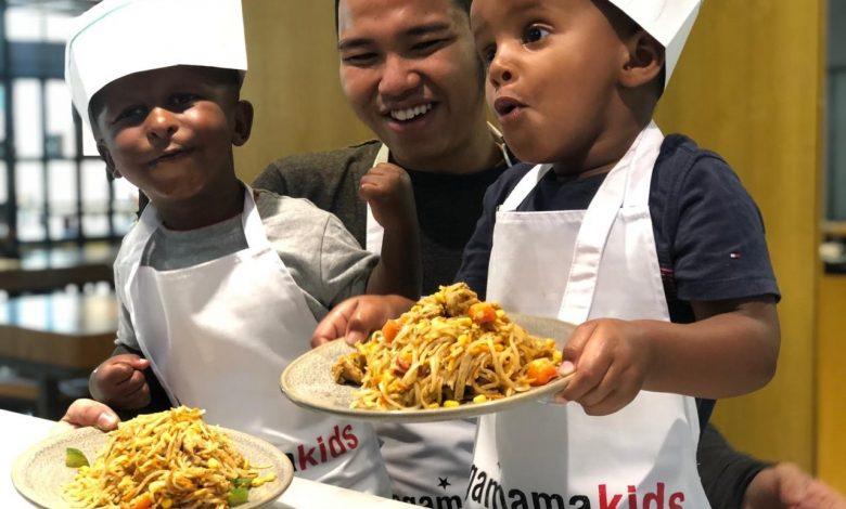 مطاعمواجاماما تقدم حصص طهو مخصصة للأطفال في الإمارات