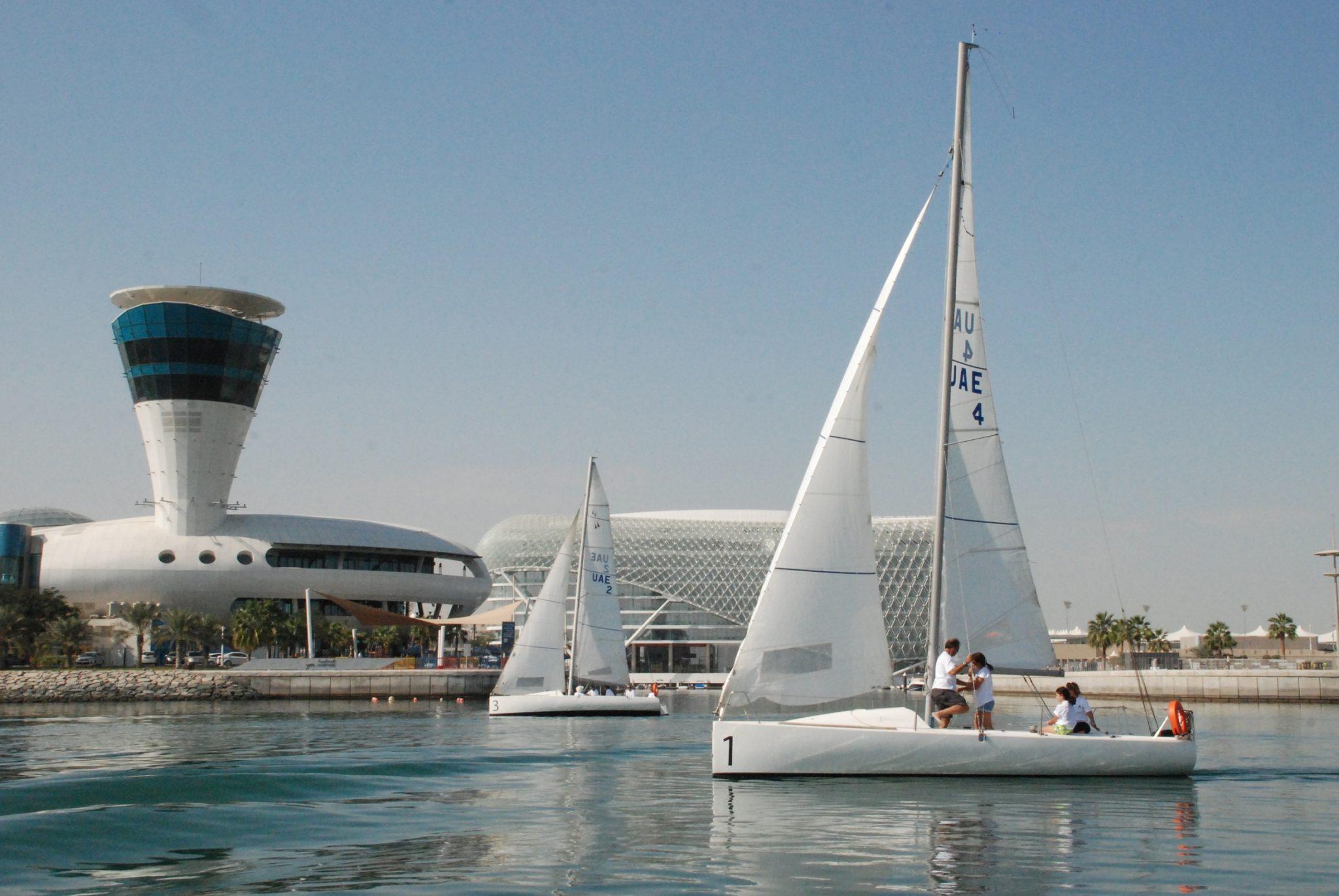 أكاديمية أبوظبي للإبحار