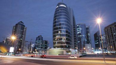 فندق سيتادينس ميترو سنترال دبي (1)