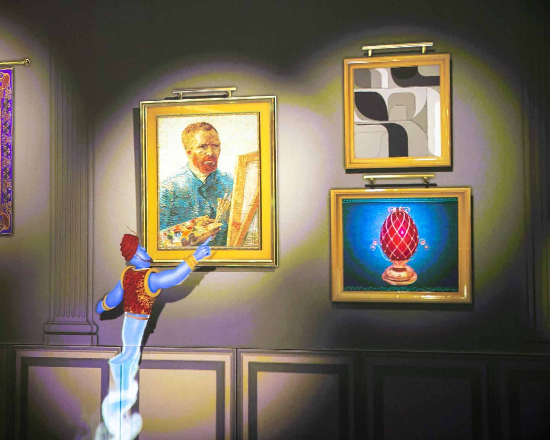 متحف الغموض في مول نيشن تاورز غاليريا (2)