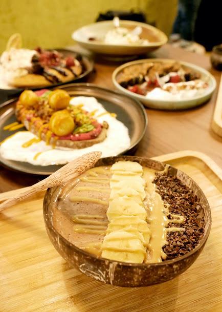 أحدث المطاعم الصحية في دبي