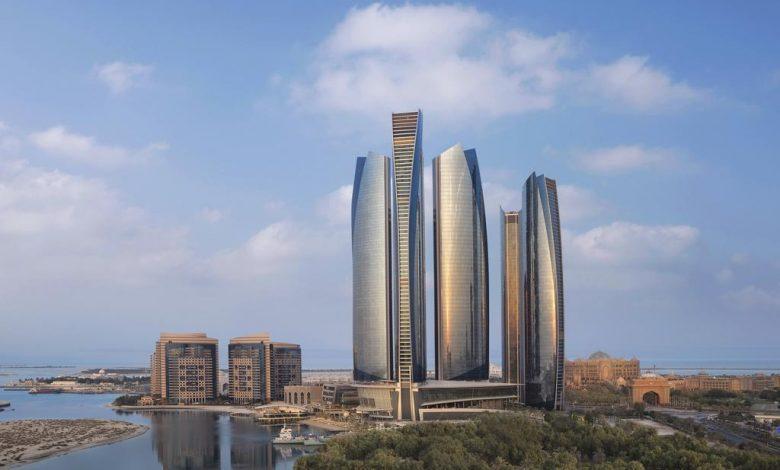 فندق جميرا أبراج الاتحاد Jumeirah at Etihad Towers Hotel