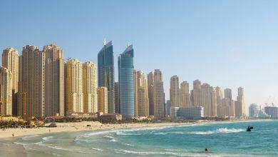 صورة عروض جيه إيه برج شاطئ الواحة و أوشن فيو احتفالًا باليوم الوطني الكويتي