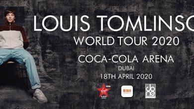 Photo of حفل المغني العالمي لويس توملينسون في دبي