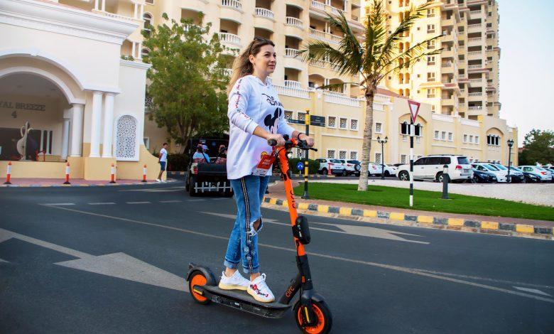 دراجات السكوتر الكهربائية سرك