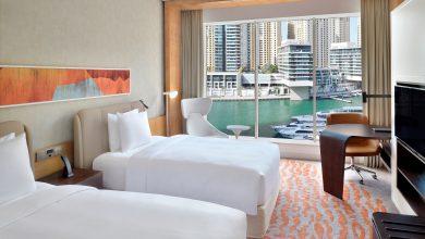 Photo of رسمياً فندق كراون بلازا دبي مارينا يفتتح أبوابه في دبي