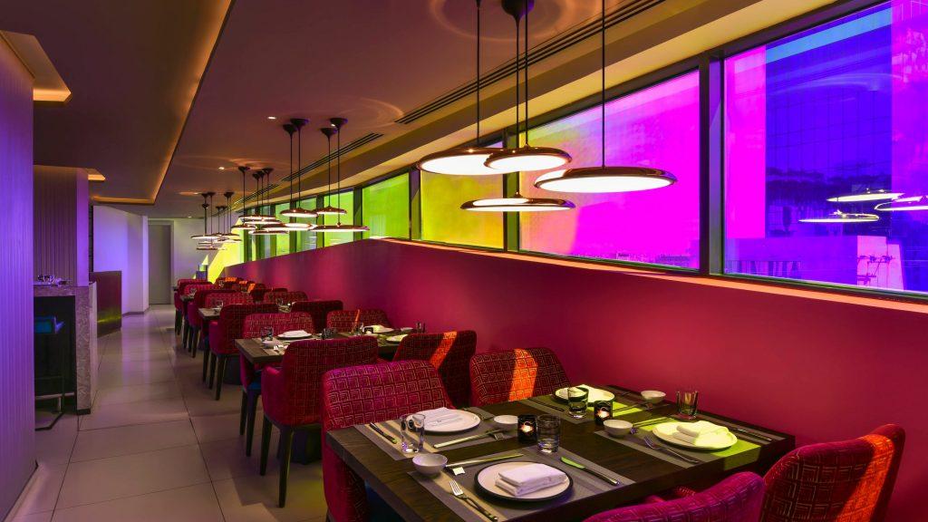 مطعم أنسو فندق دبليو عَمان