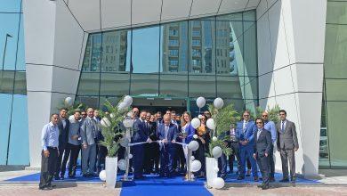 صورة إفتتاح المشروع السكني الضخم فاريشتا بالفرجان في دبي