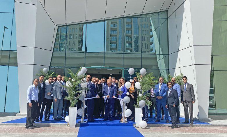 إفتتاح المشروع السكني الضخم فاريشتا بالفرجان في دبي