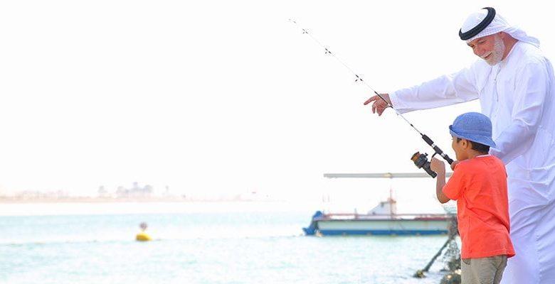 نادي دبي الدولي للرياضات البحرية يحتضن المرحلة الثانية من مسابقة دبي للصيد 2020