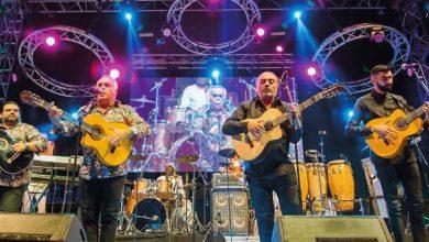 صورة حفل فرقة الموسيقى جيبسي كينجز في دبي أوبرا