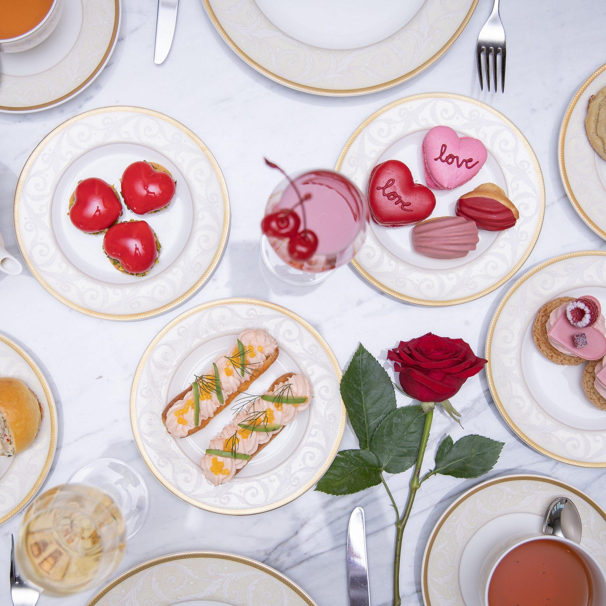 عشاء عيد الحبّ