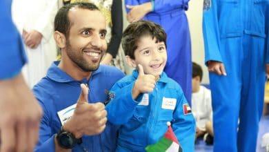 Photo of هزاع المنصوري يحل ضيفاً على مدرسة ريبتون دبي