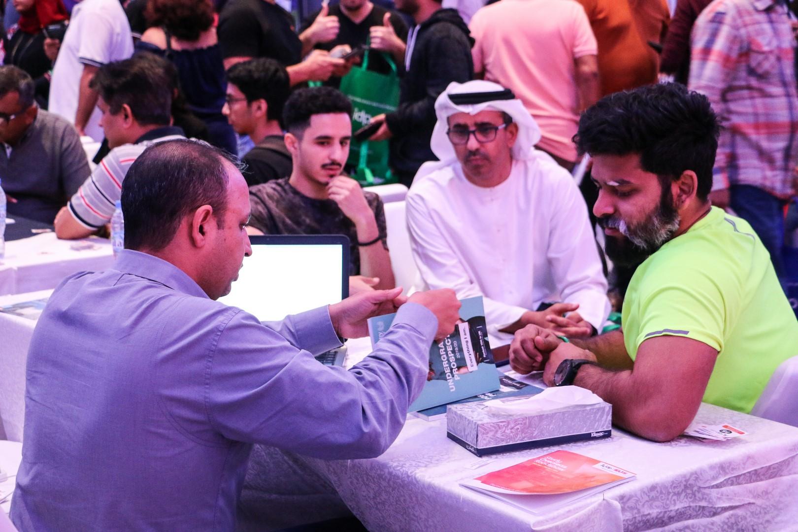 أكبر معرض تعليمي من نوعه في الإمارات