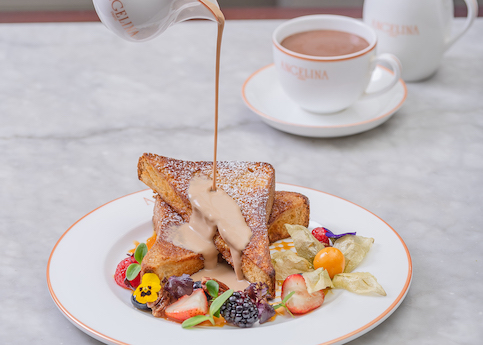 Karak French Toast