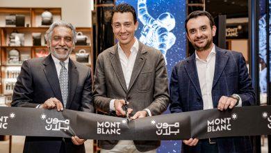 صورة رسمياً إعادة إفتتاح متجر مون بلان في مول الإمارات