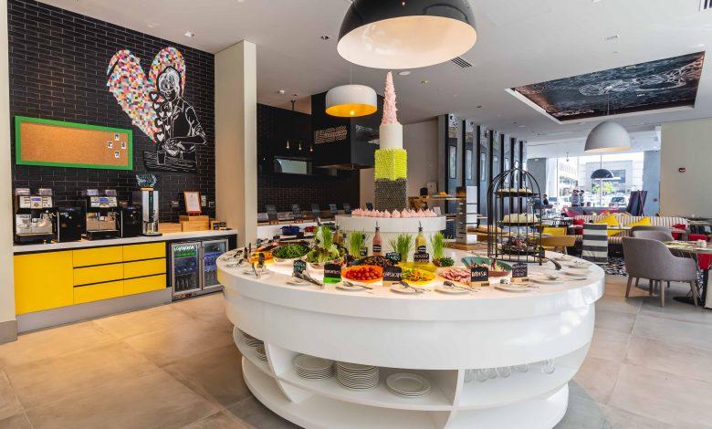 Le Styles Cafe_ibis Styles Dubai Airport