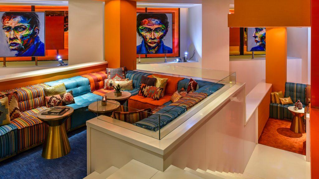 ليفنغ روم فندق دبليو عَمان