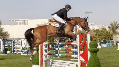 صورة دبي تحتضن الدورة الثالثة من بطولة الخيول الدولية 2020