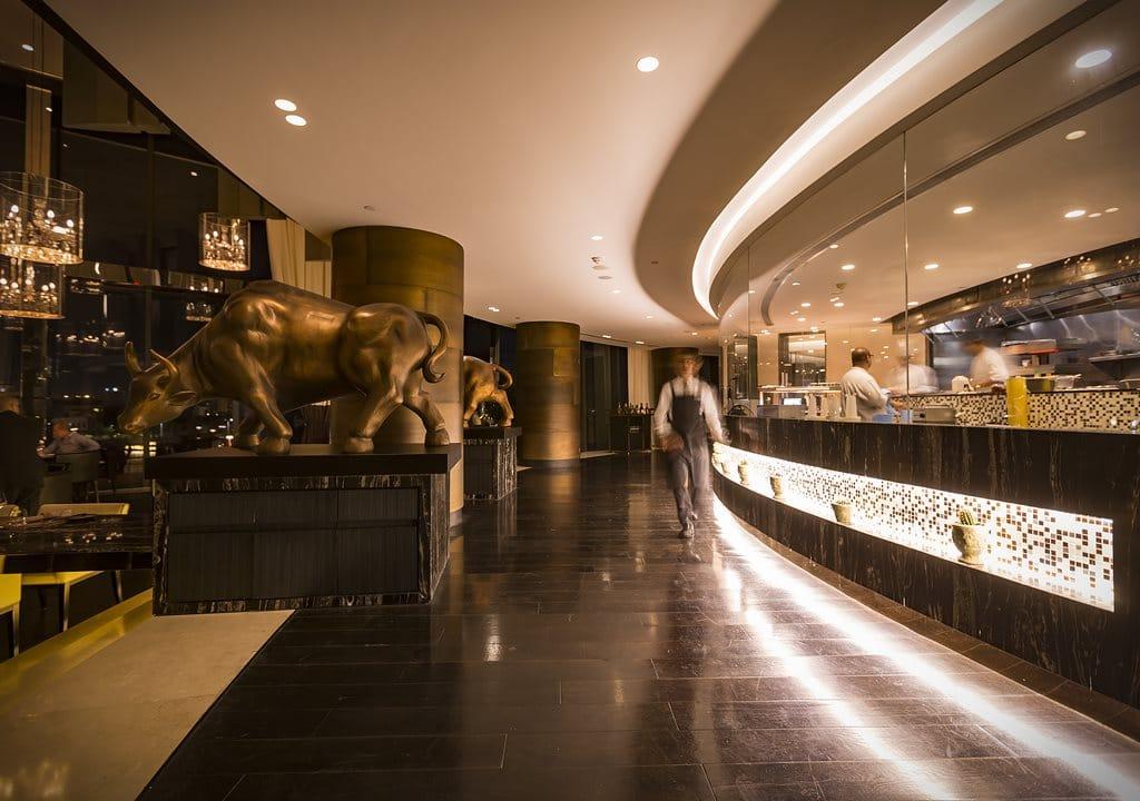 مطاعم فندف عمان روتانا
