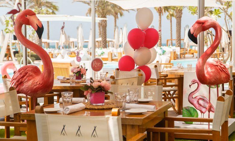 Rose Saturdays Brunch – Nikki Beach Dubai