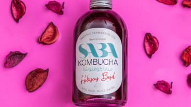 Photo of سابا كومبوشا تقدم نكهة جديدة خاصة بعيد الحب من شاي كومبوشا