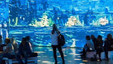صورة سوق مدينة جميرا يستعد لإطلاق مسرح دبي للفنون الرقمية الجديد كلياً
