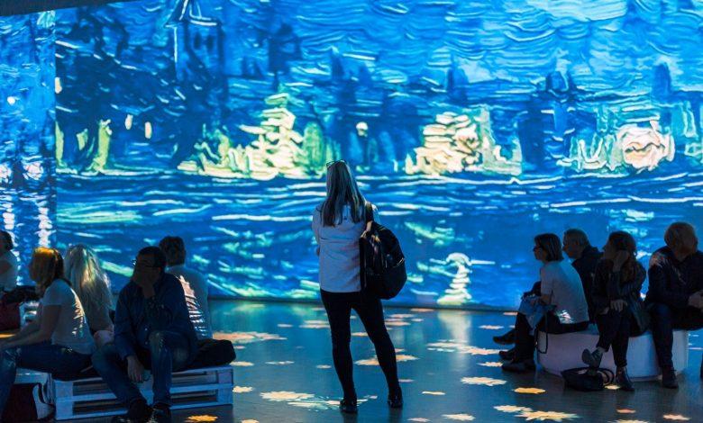 مسرح دبي للفنون الرقمية الجديد