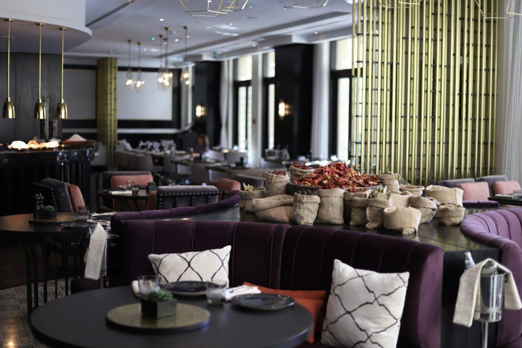 مطعم تمارا فندق سانت ريجس
