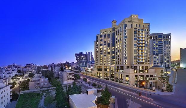 موقع فندق سانت ريجس