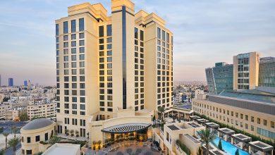 فندق سانت ريجس الاردن