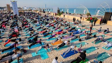 Photo of دبي تستضيف النسخة الرابعة من مهرجان إكس يوغا 2020