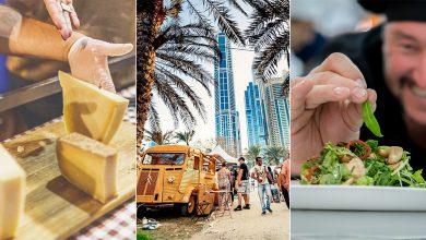 صورة أفضل مهرجانات الطعام والشراب التي تحتضنها الإمارات خلال سنة 2020