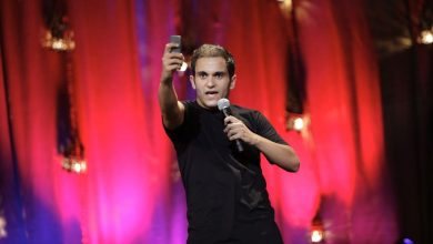 Photo of عرض نجم الكوميديا الفرنسي مالك بنطلحة في دبي