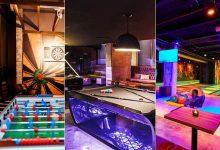 Photo of أفضل 7 بارات في دبي لعشاق الألعاب والرياضة