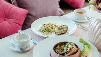 صورة نظرة على مطعم لؤلؤة كافيه باي ناديا في دبي