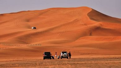 صورة أماكن طبيعية مقترحة للزيارة في الإمارات خلال أزمة كورونا
