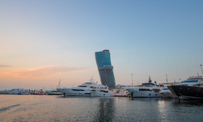 ترقبوا النسخة التالثة من معرض أبوظبي الدولي للقوارب 2020