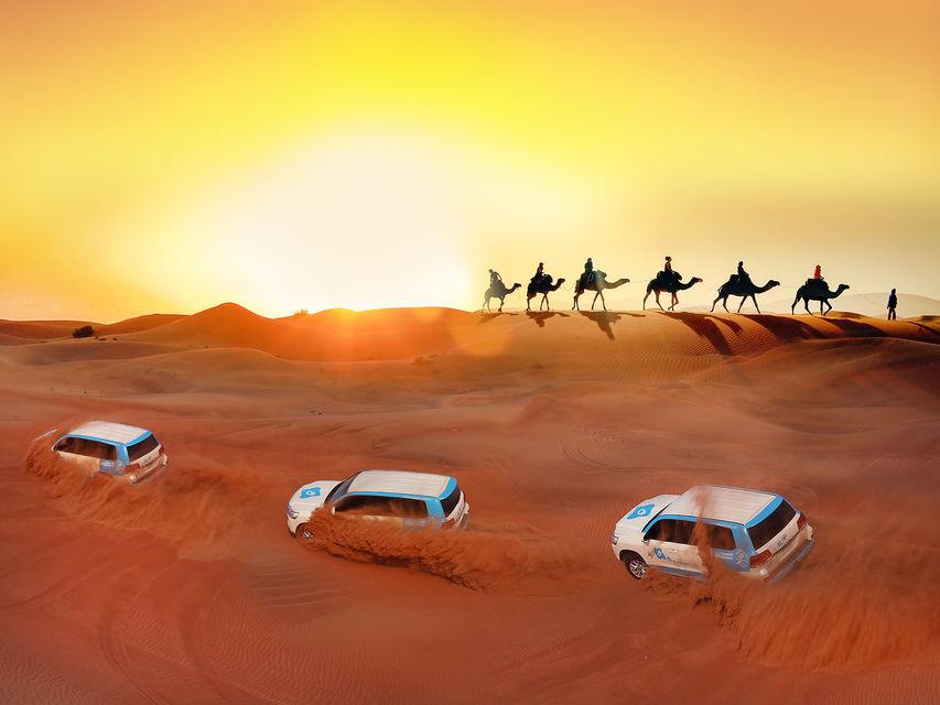 الصحراء الحمراء