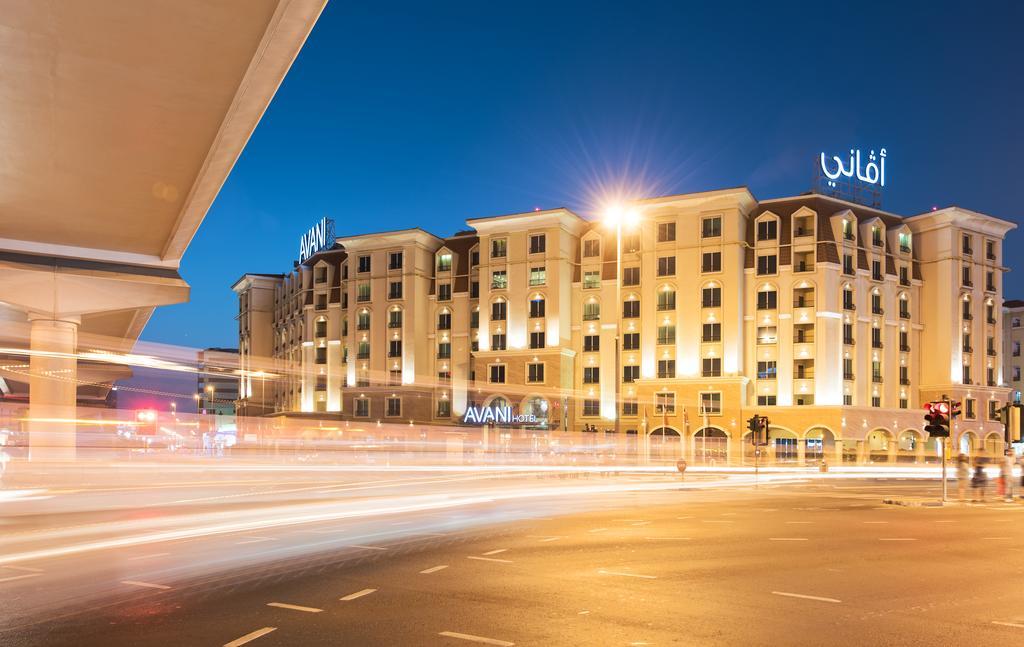 فندق افاني ديرة دبي