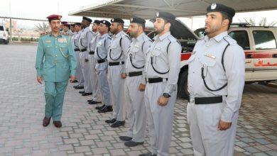 Photo of شرطة عجمان تقدم رسائل توعية للجمهور بثلاث لغات