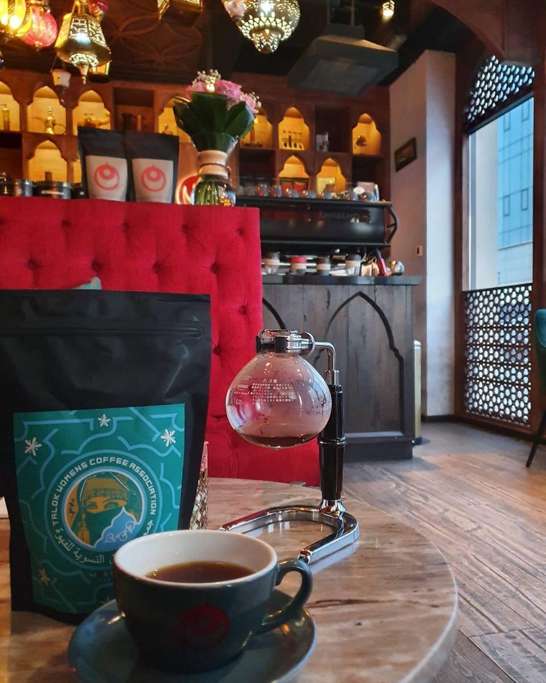 مقهى Mokha 1450