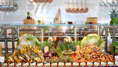 صورة فندقسانت ريجيس أبوظبي يطلق برانش طعام فاخر في مطعمه ذا تيراس