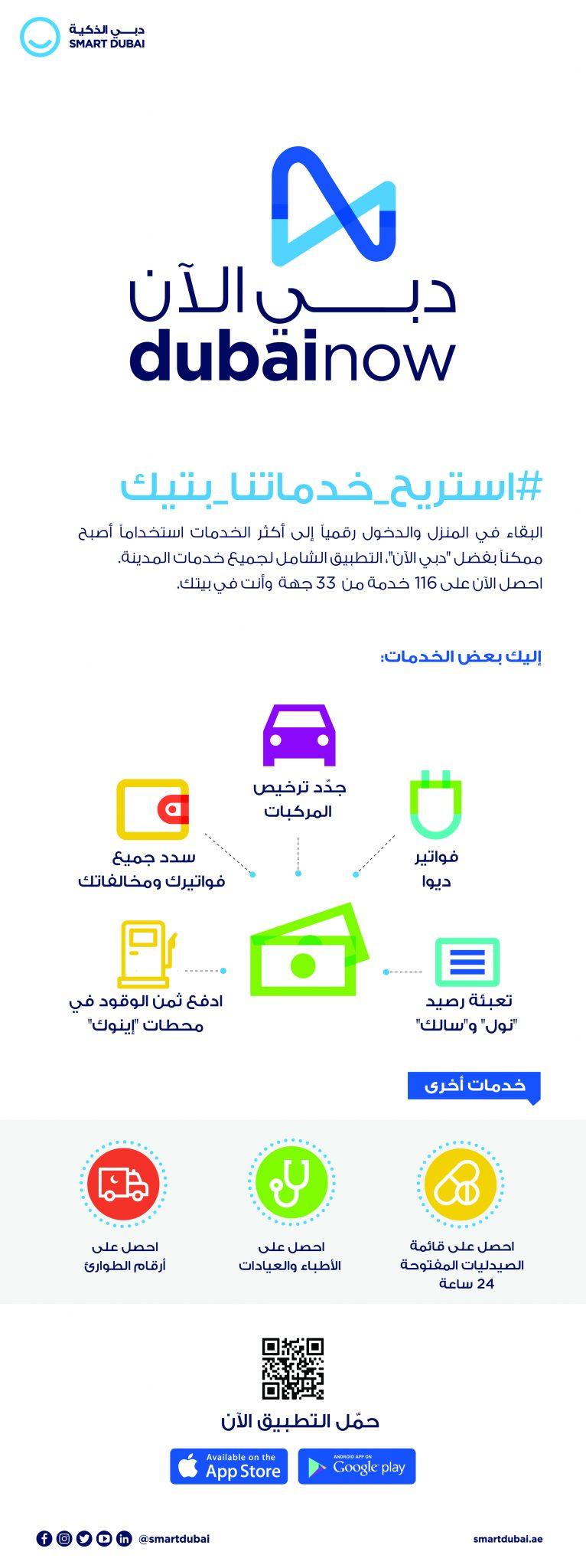 دبي الذكية